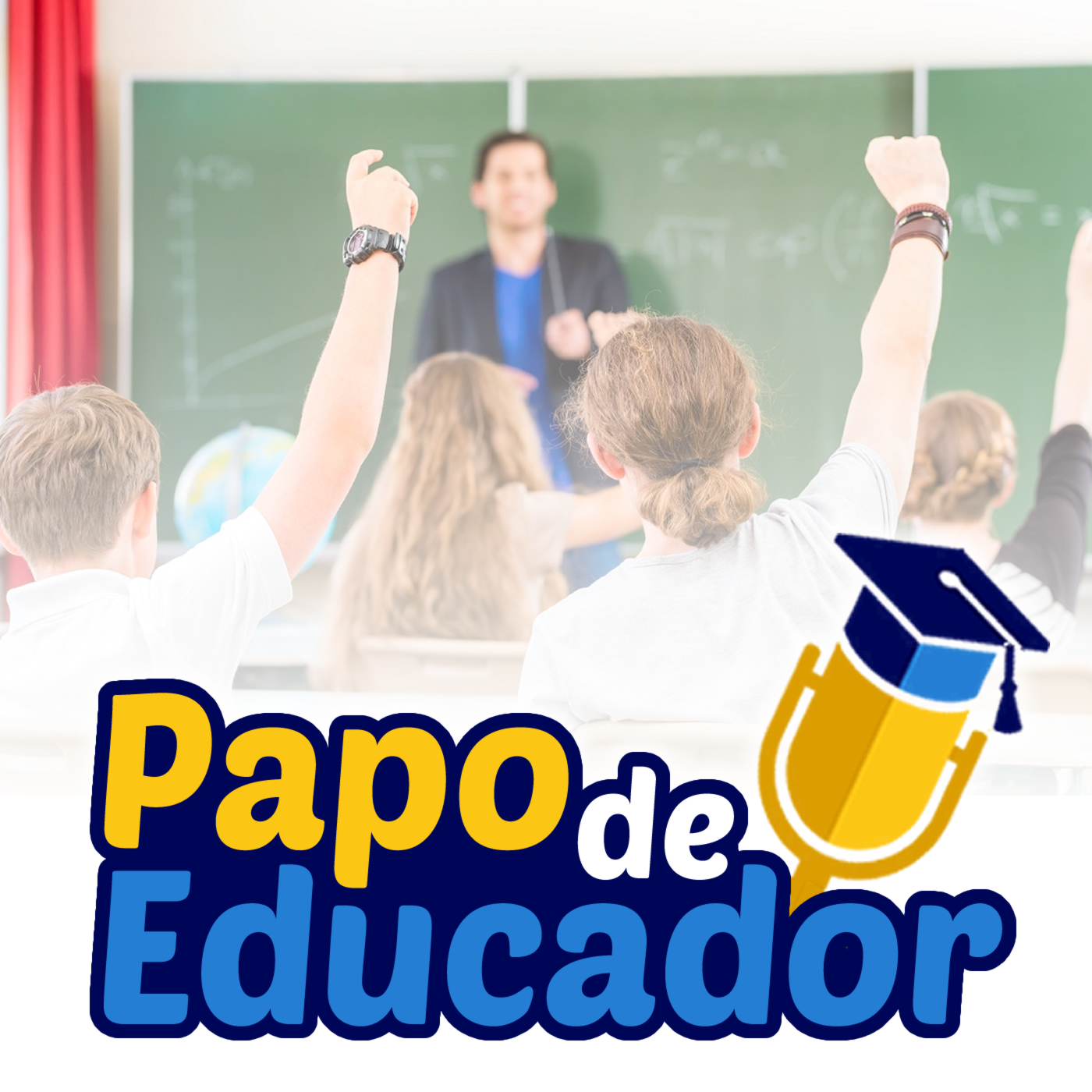 Podcast Papo de Educador